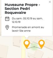 Huveaune Propre - Section Pedri Roquevaire
