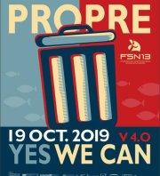 Vieux Port Propre 2019 ! – Ramassage déchets aquatiques