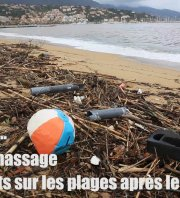 Ramassage des déchets : Festival de plongée du Var Environnement