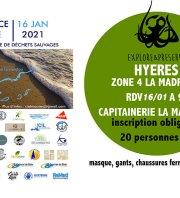 Provence Propre - La Grande Collecte - Hyères Zone 04 La Madrague
