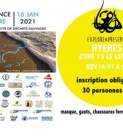 Provence Propre - La Grande Collecte -  Hyères Zone 15 Le Levant