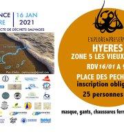 Provence Propre - La Grande Collecte -  Hyères Zone 05 Les Vieux Salins