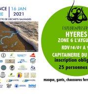 Provence Propre - La Grande Collecte -  Hyères Zone 06 L'Ayguade