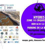 Grande Collecte Hyères Zone 10 Criques Giens