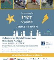 World Clean Up Day ramassage déchets à Frontignan
