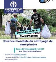 World Clean Up Dau 2021 - Samedi 19 Septembre