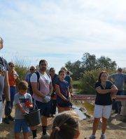 Festivale Sentinelle en partenariat avec le CPIE Bassin de Thau - dans le cadre de WORLD CLEAN UP DAY