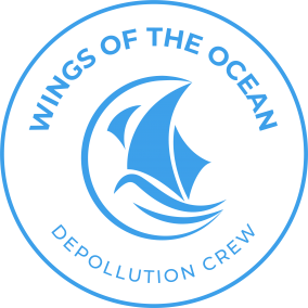 Opération Wings Of The Ocean - étang de Berre