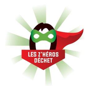 Les z'héros déchet