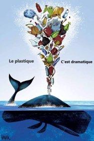 Le Plastique C'est Dramatique